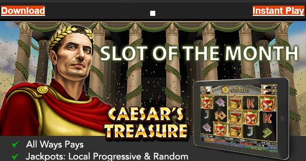 Rtg casinos free spins