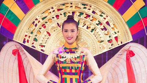 View: Quốc phục chính thức của đại diện Việt Nam tại Hoa hậu Hoàn vũ 2017