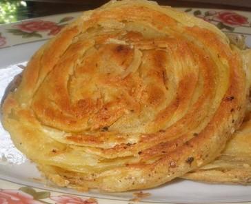 Resep Roti Maryam Empuk Enak Banget