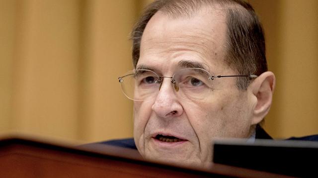 DOJ To Nadler: 'Congress may not constitutionally compel the President's senior advisors to testify'