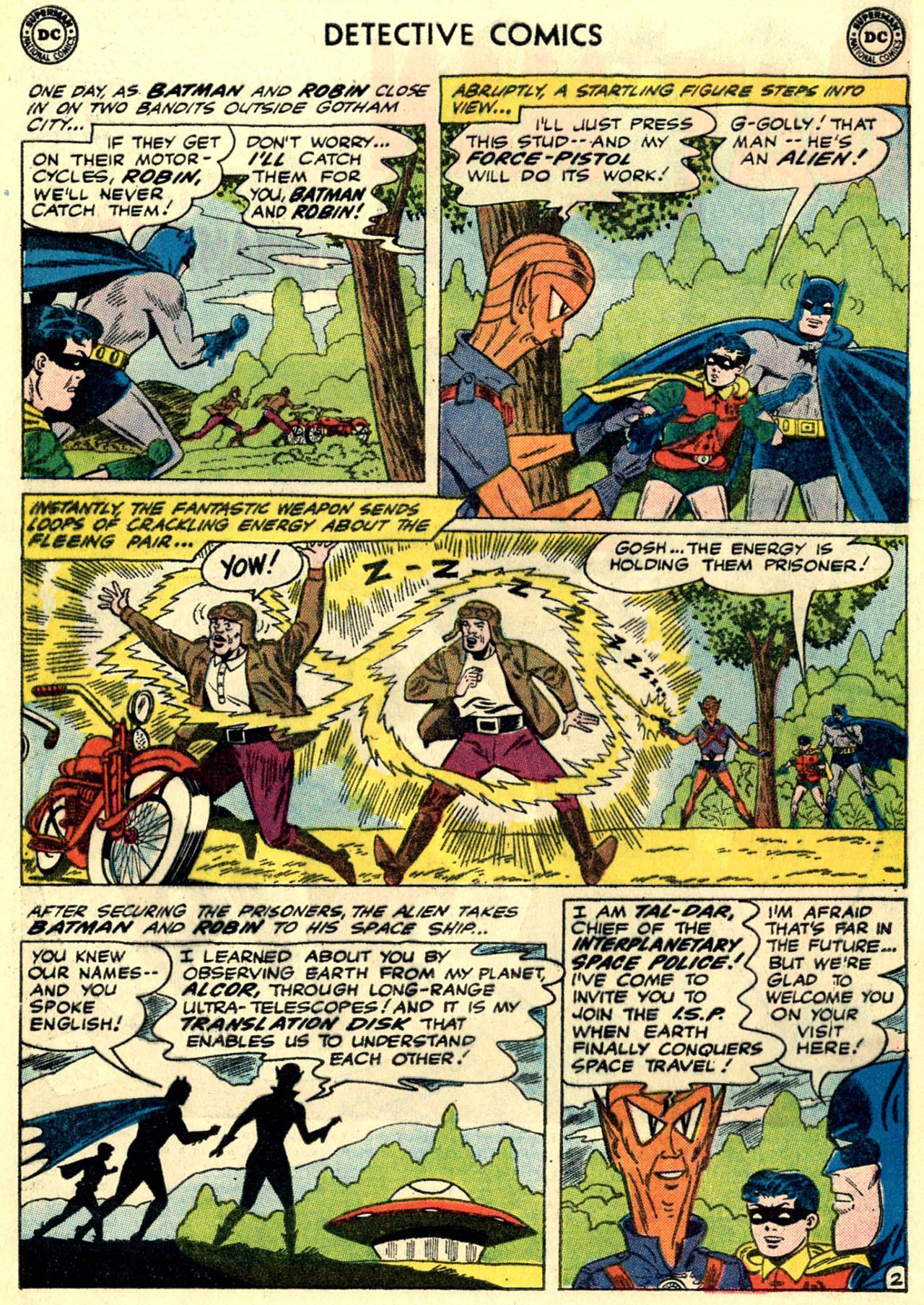 Detective Comics (1937) 282 Page 3