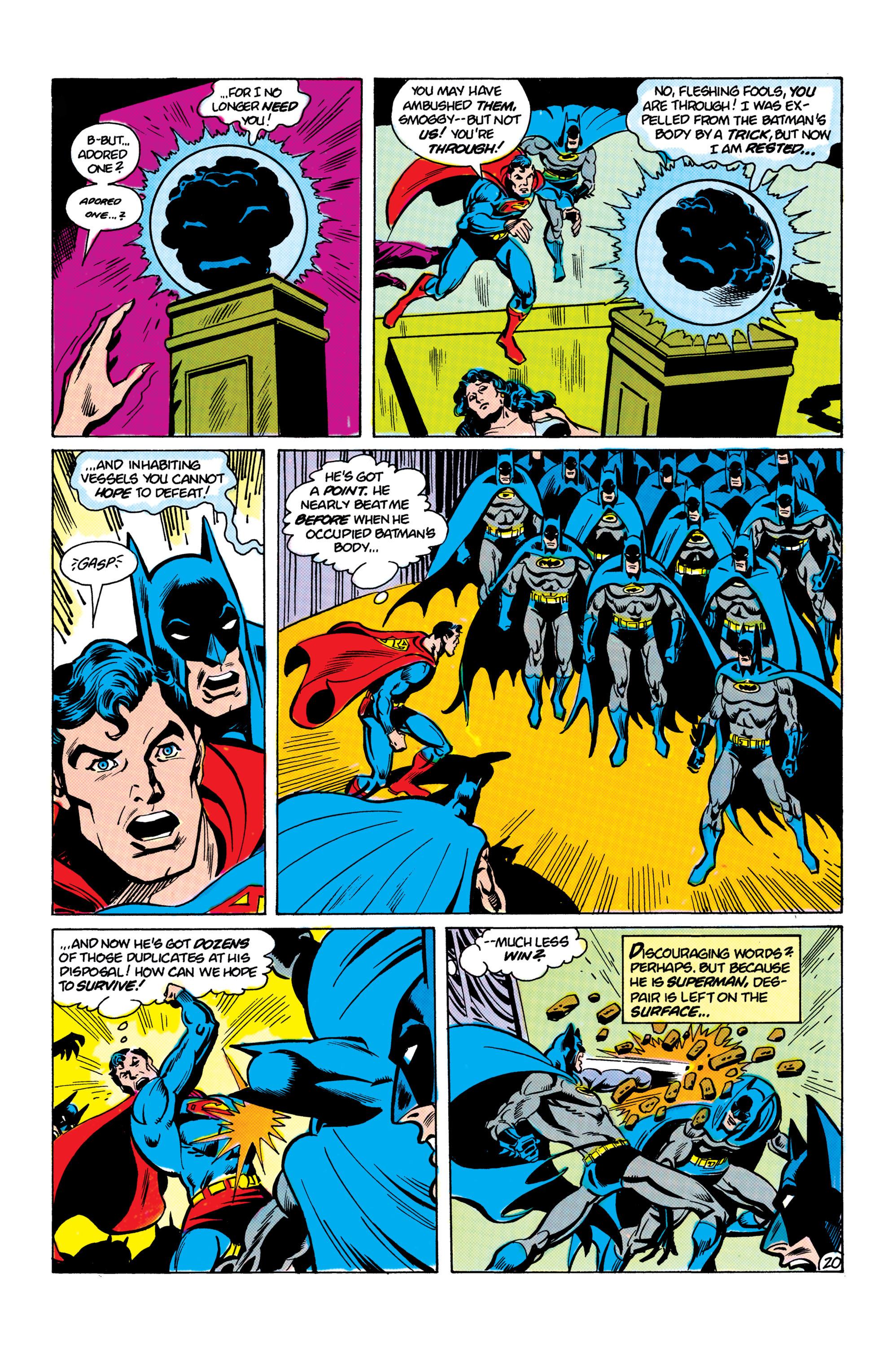Read online World's Finest Comics comic -  Issue #288 - 21