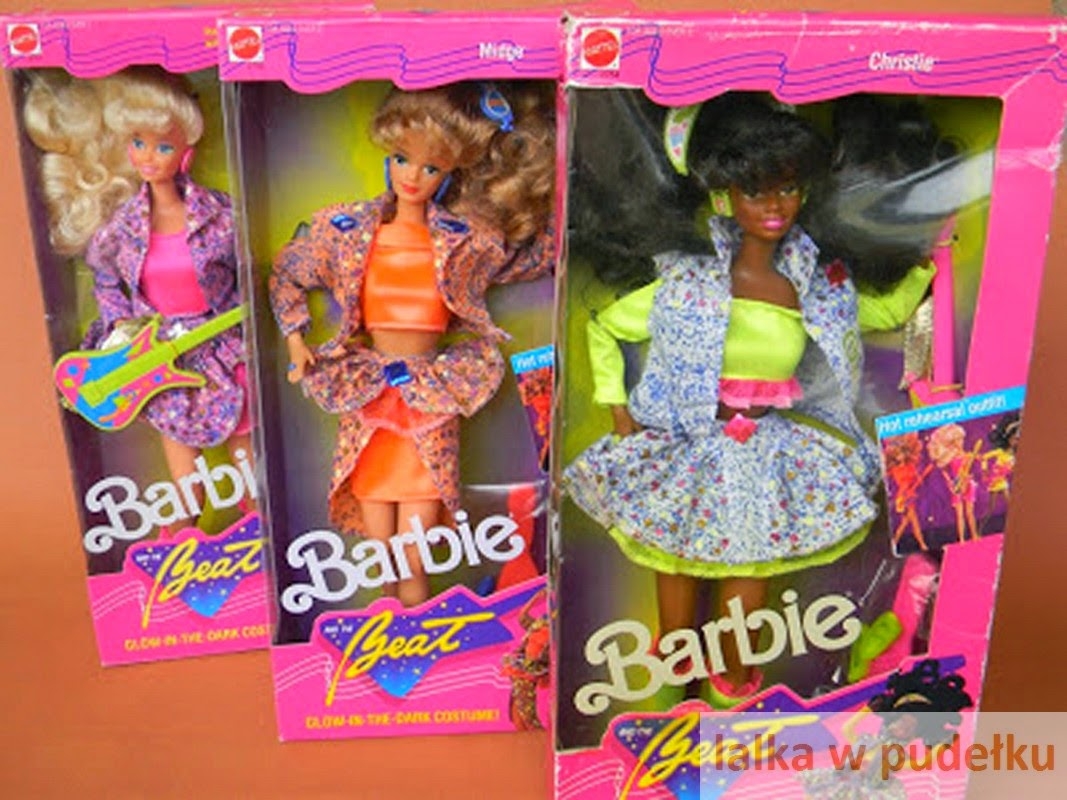 Barbie® and the Beat 1989