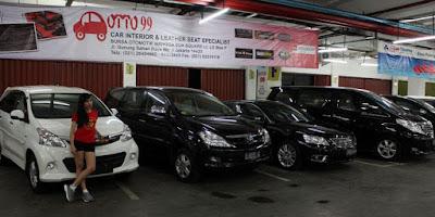 Showroom Mobil Bekas Jakarta