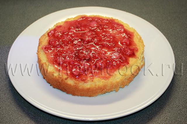 рецепт бисквита королевы виктории с пошаговыми фото