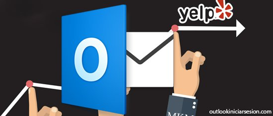 Yelp en Outlook