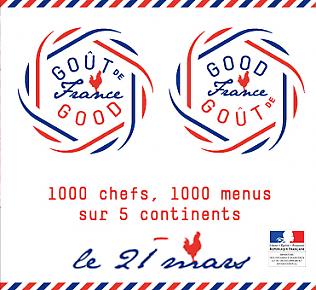 GOÛT DE FRANCE/GOOD FRANCE 2016