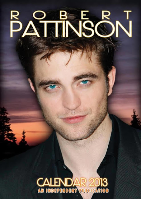 Fetching Rob Pre Order Robert Pattinson 2013 Calender