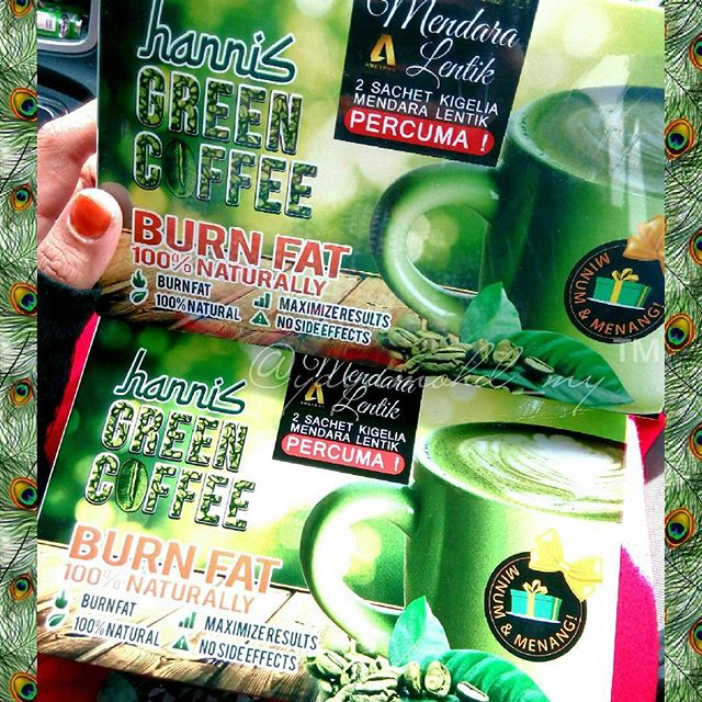 PRODUCT REVIEW : HANNIS GREEN COFFEE