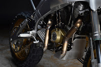 Custom Ulysses XB12X Motor