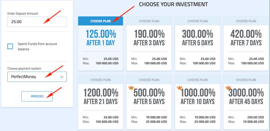 Регистрация в Crypto Boom 5