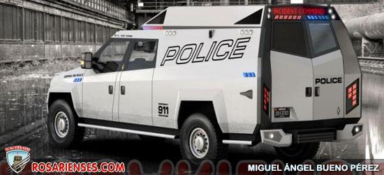 Carbon Motors TX7, un auténtico multiusos | Rosarienses, Villa del Rosario