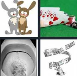 4 pics 1 word answers letter playing now today april may 2016 4 this images in find your answer expocarfo Images