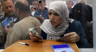 Qatar puts an end to tensions in Gaza by paying their salaries