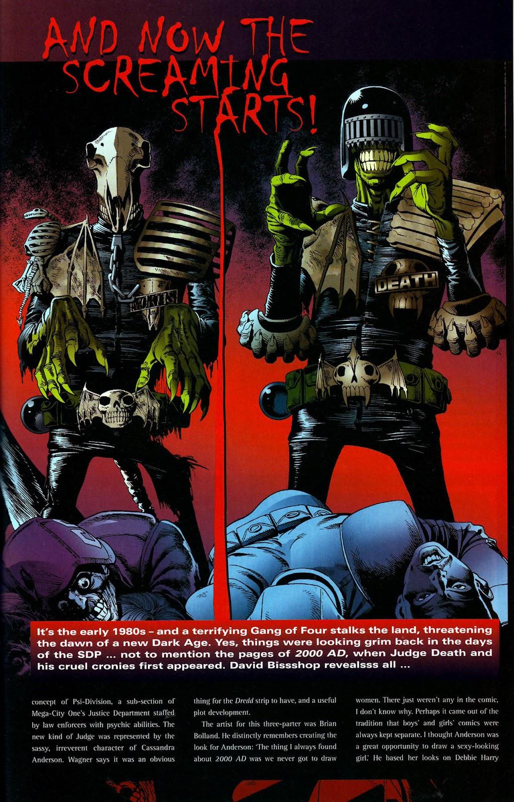 Read online Judge Dredd Megazine (vol. 4) comic -  Issue #12 - 53