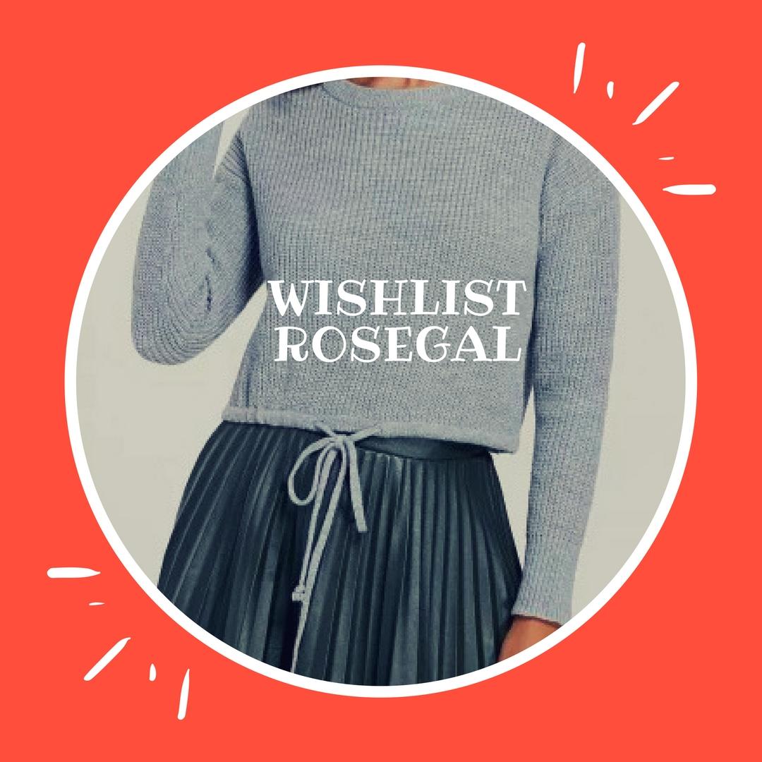 770161338 São 3 posts de três lojas que eu to amando e essa é a segunda: Rosegal.  Preparei uma wishlist MARA com 6 produtos que eu bati ...
