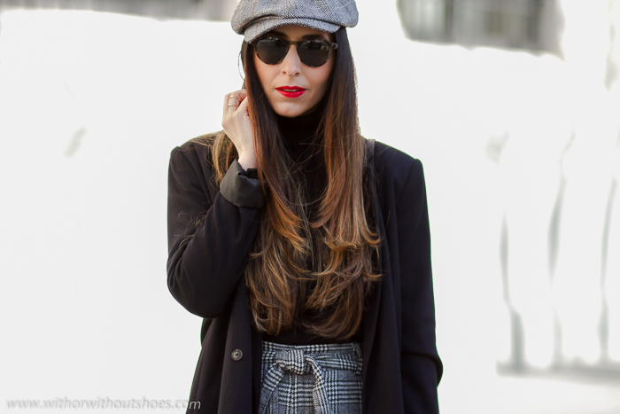 BLogger influencer valenciana con ideas de looks originales divertidos comodos