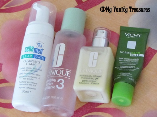 Products for Oily to Acne Prone Skin