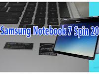 Pameran CES 2018 Samsung Luncurkan Notebook 7 Spin di Las Vegas