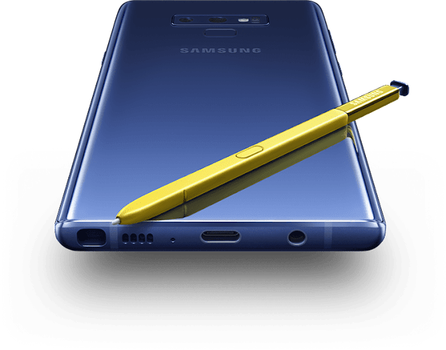 "Samsung Launches ""GALAXY NOTE 9"" With Bigger Display, Huge Battery, Powerful Processor, S Pen, And Much More"