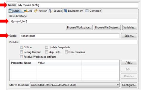 analyseur sonar java eclipse plugin installer