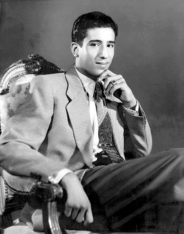 30 Pictures Of World Leaders In Their Youth That Will Leave You Speechless - King Salman Of Saudi Arabia At 19, In 1954