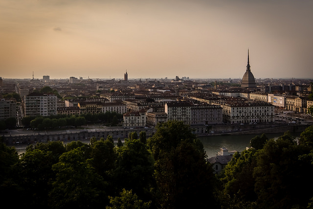 Capital of Piedmont, Turin