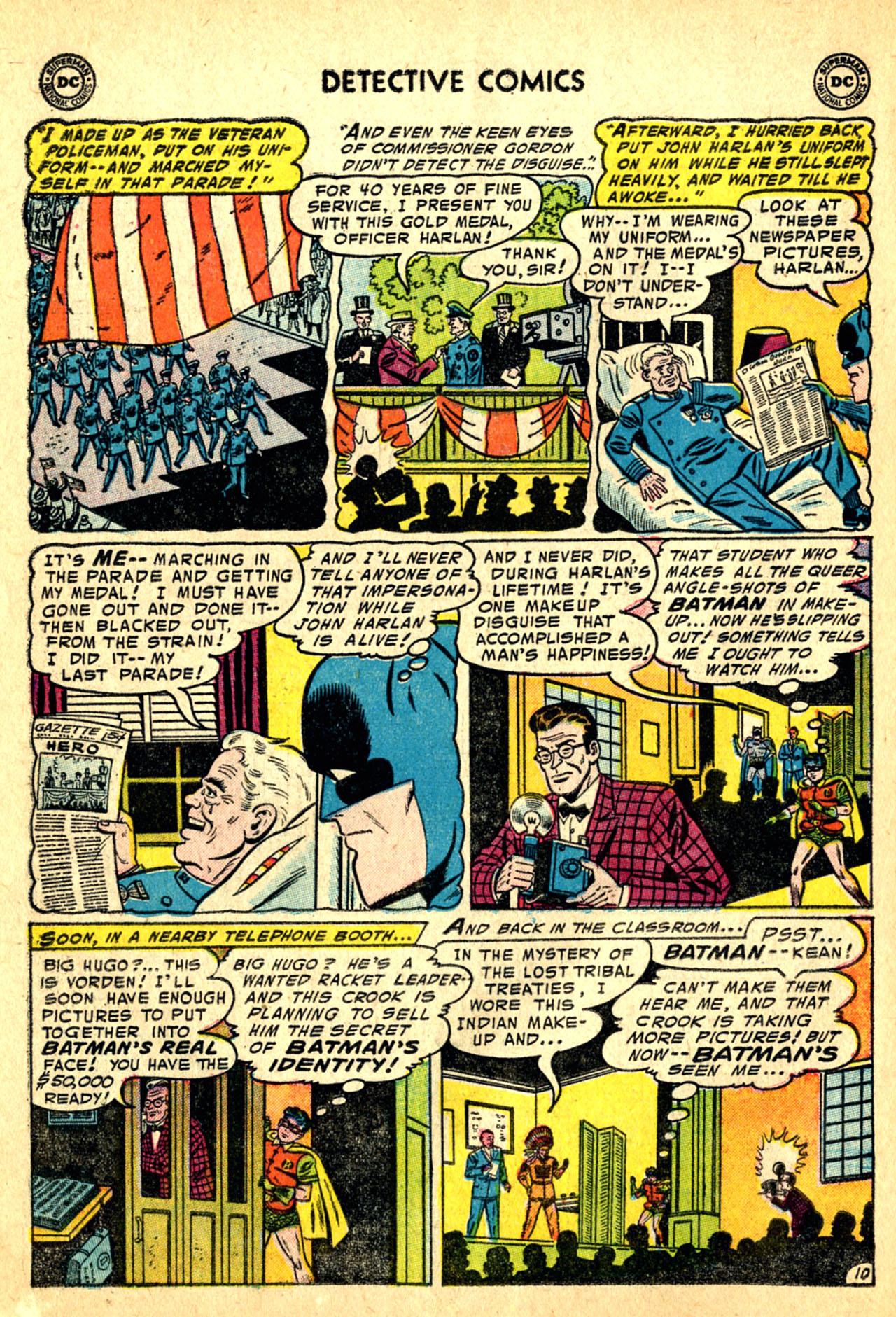 Read online Detective Comics (1937) comic -  Issue #227 - 12