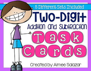 https://www.teacherspayteachers.com/Product/Two-Digit-Addition-and-Subtraction-Task-Cards-1707859