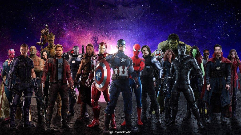 Avengers Infinity War Wallpapers - Infinity War Superheroes Wallpaper