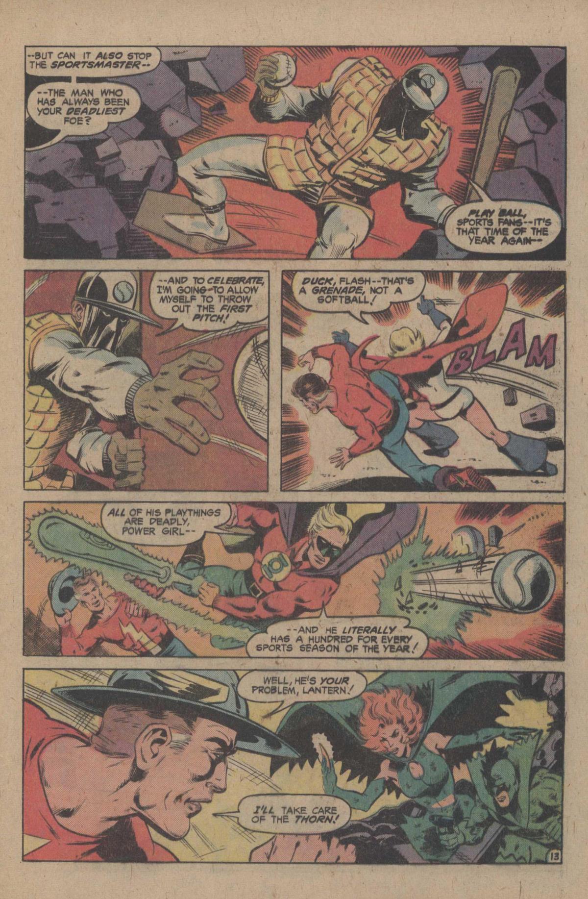 Read online All-Star Comics comic -  Issue #72 - 25