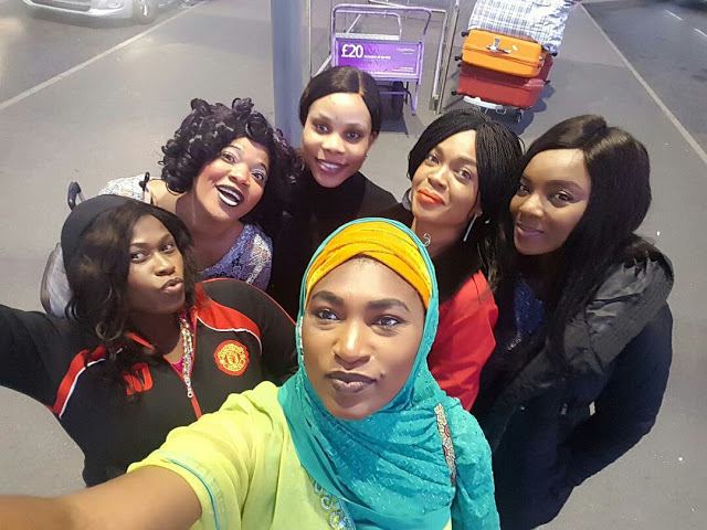 Nollywood-Actresses