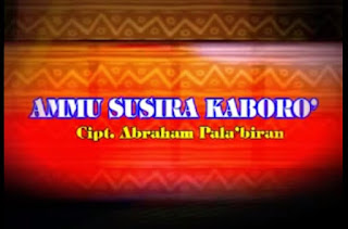 Download Lagu Toraja Ammu Susira Kaboro' (Abraham Pala'biran)