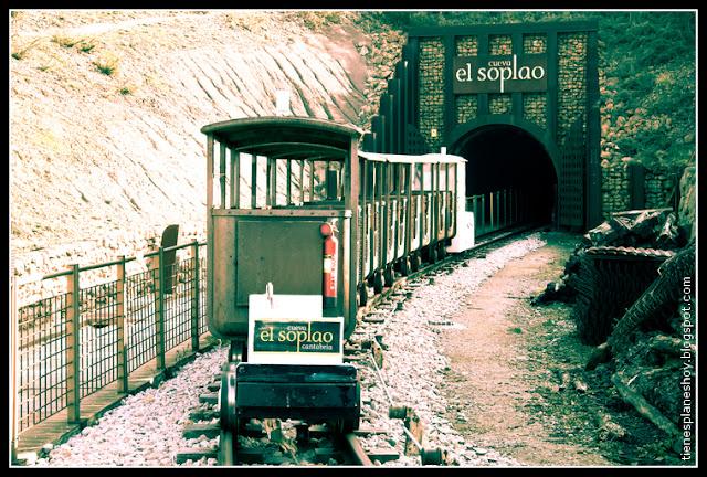 Cuevas El Soplao