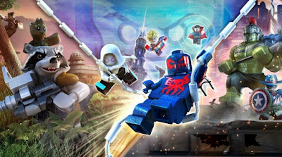 LEGO Marvel Super Heroes Apk + Data for Android