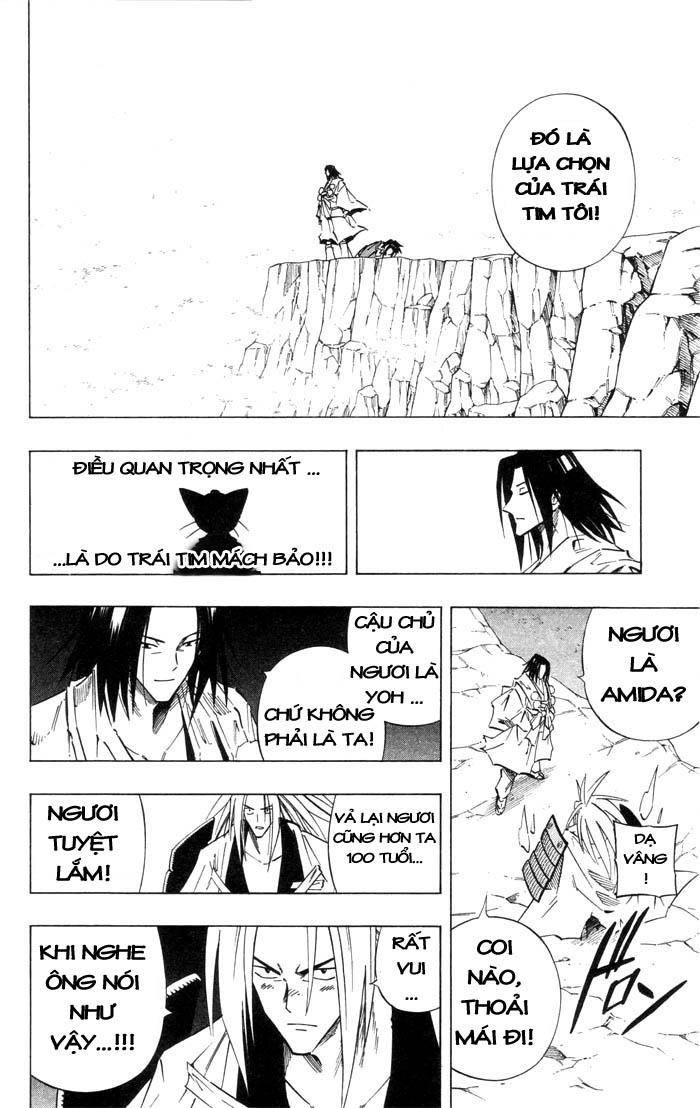 Shaman King [Vua pháp thuật] chap 238 trang 14