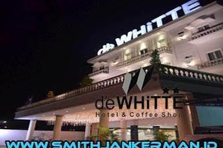 Lowongan d'eWHiTTE Hotel Pekanbaru Juli 2018