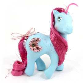 My Little Pony Princess Royal Blue Year Five Princess Ponies G1 Pony