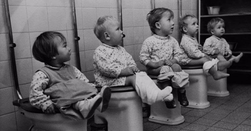 The 15 Craziest Things Parents Used to Do to Babies in the
