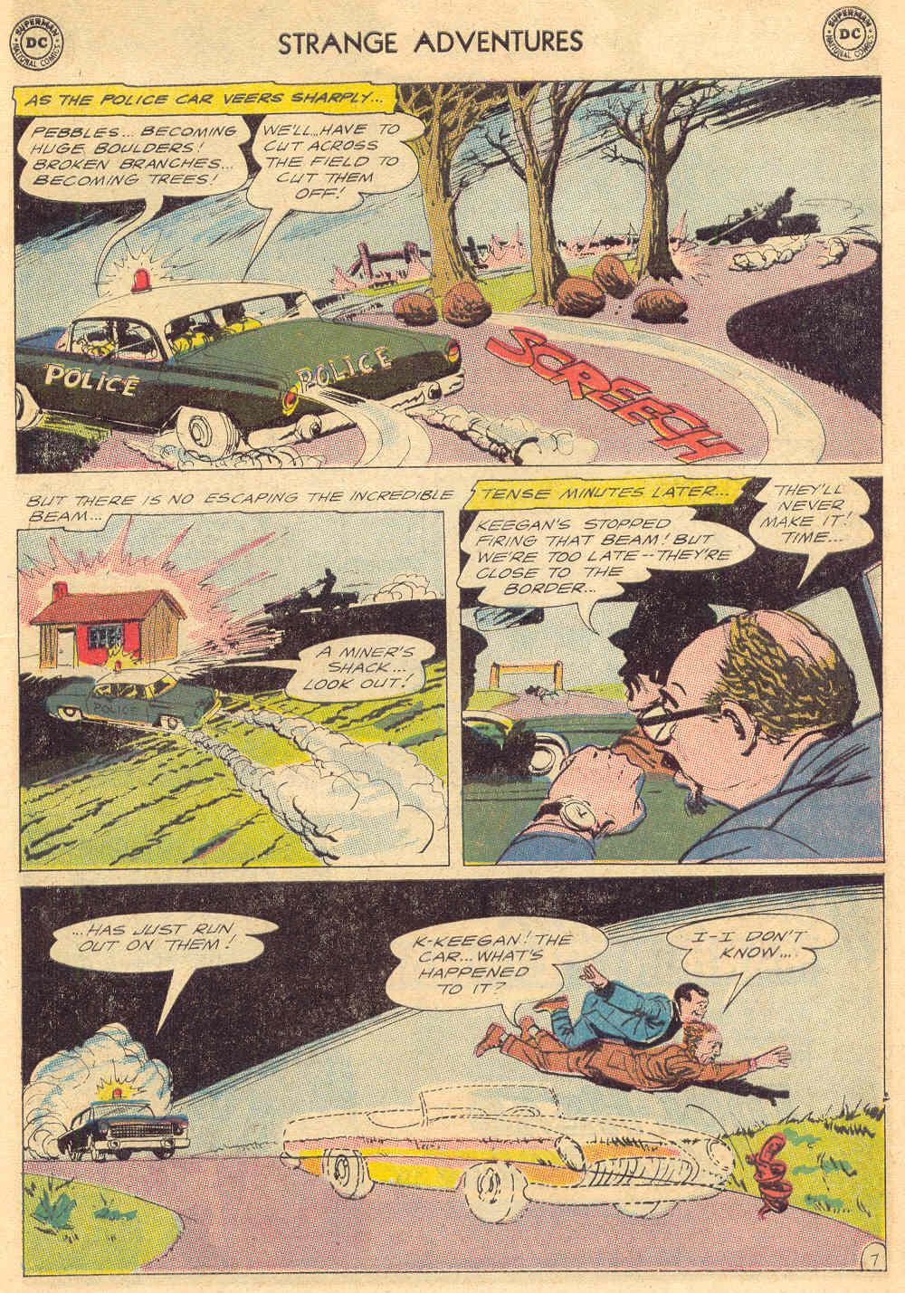 Strange Adventures (1950) issue 176 - Page 21