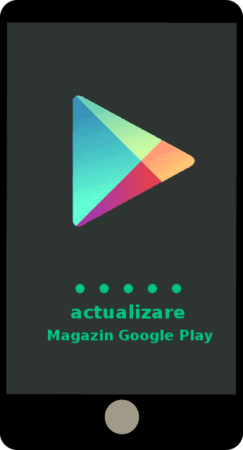 Actualizare Magazin Google Play