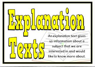 Google Image - Penjelasan Lengkap tentang Explanation Text Beserta Contohnya