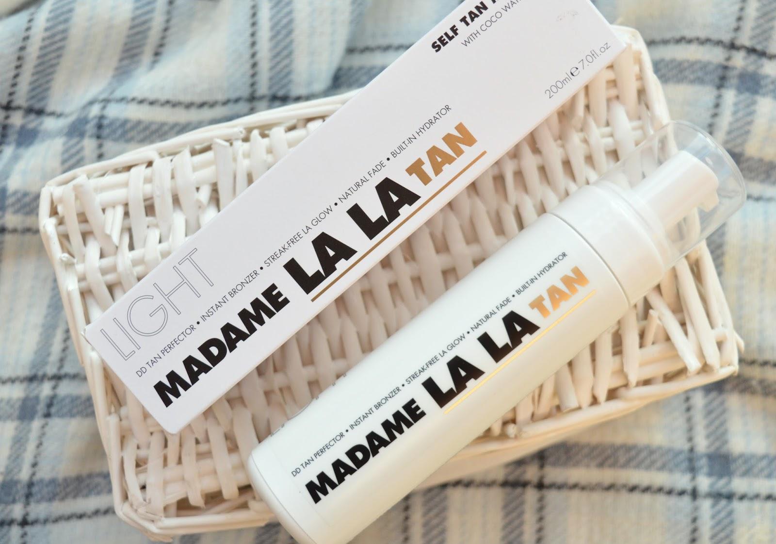 Madame La La Light Self Tan