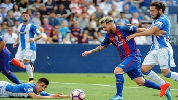 مشاهدة مباراة برشلونة وليجانيس بث مباشر اليوم 26-9-2018 في الدوري الاسباني بث حي لايف يلا شوت