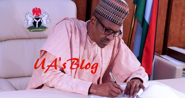 President Buhari Signs Executive Order To Seize Assets Of Individuals With Corruption Cases