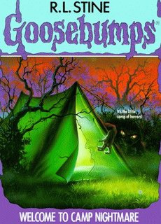 Goosebumps #9: Welcome to Camp Nightmare PDF