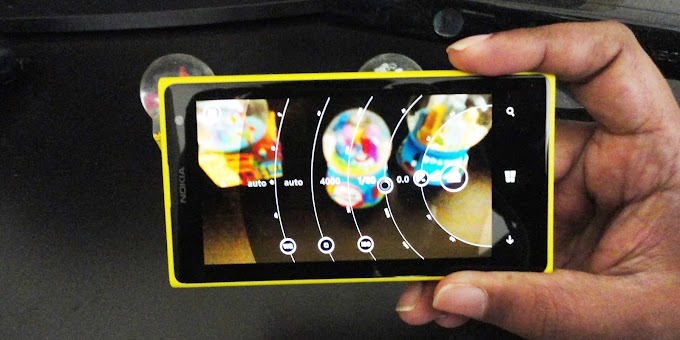 Nokia Lumia 1020 vs. Lumia 1520 vs. Lumia 925 camera comparison