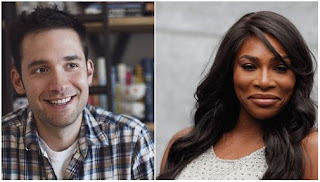 Serena Williams Eng@ged To Reddit Co-Founder