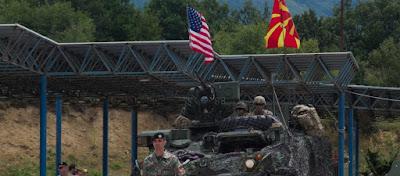 Τ.Φρίνταν: «Ερχεται πόλεμος στα Βαλκάνια» - Ιδού γιατί ΗΠΑ και Γερμανία επέβαλαν την εκχώρηση της Μακεδονίας