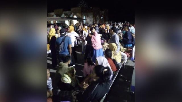 2 Warga Lombok Meninggal dalam Masjid Akibat Gempa